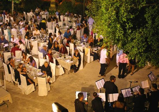 Gozo CCU Foundation 2nd 'Concert under the Stars'