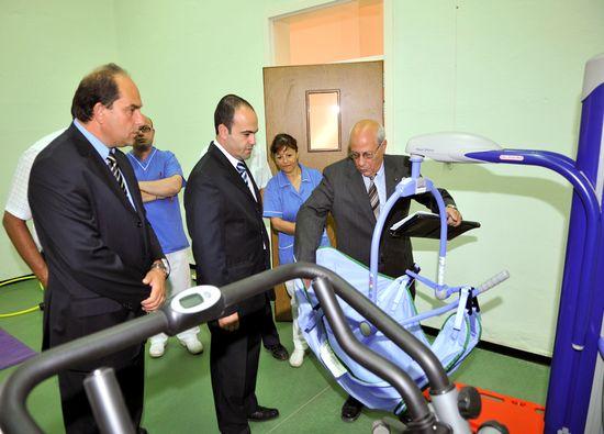 FSEG donate equipment to Gozo General Hospital