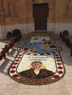 Annual Gharb 'Infiorata' to be held tomorrow