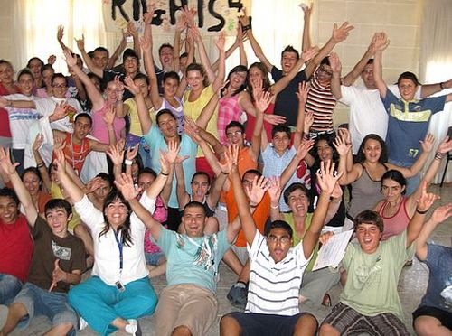 Giving Young People a Voice - Gozo 'Rights 4U' course