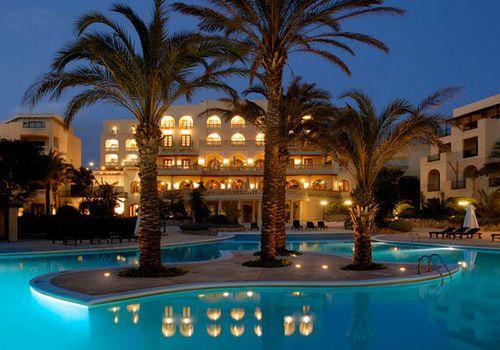 The Kempinski Hotel San Lawrenz wins Expedia award