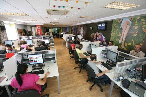 Vodafone Malta refurbishes and upgrades call centre