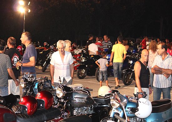 Arka Respite Centre Gozo benefits from Bikers BBQ