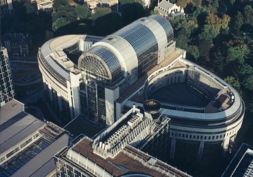 Architectural contest for 'House of European History'