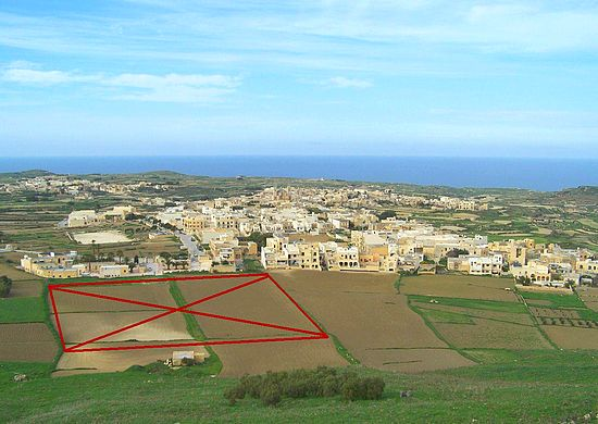 Is every centimetre of Gozo to be covered in concrete?