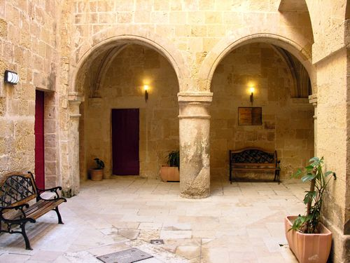Reduced entrance fee for Malta's Maritime Museum and Inquisitor's Place