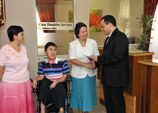 New office for the Coordinator of Disability for Gozo