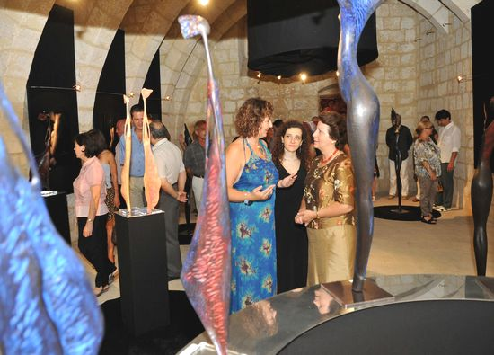 August in Gozo - A veritable feast of art Exhibitions