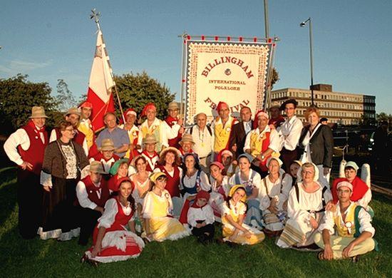 Astra Folk Group off to Miranda de Ebro, North of Spain