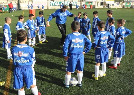 1st Atalanta Football Camp Gozo 2009