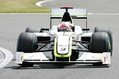 Formula 1 experience for GO Sports+ customers