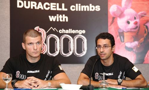Challenge8000 team leaving Malta next Wednesday