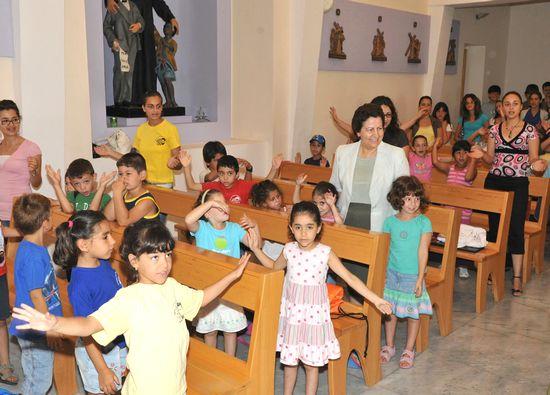Skola Sajf Summer Club at Don Bosco Oratory