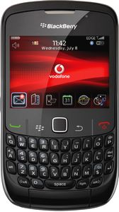 Vodafone and RIM announce the new BlackBerry Curve 8520