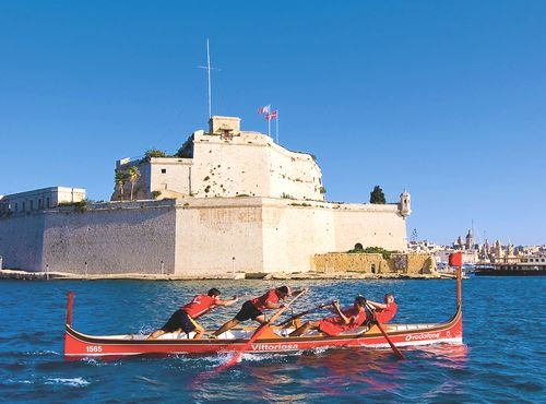 Vodafone renews support for Vittoriosa Regatta Club