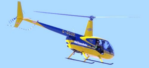 Permit for Helicopter Flights between Gozo and Malta