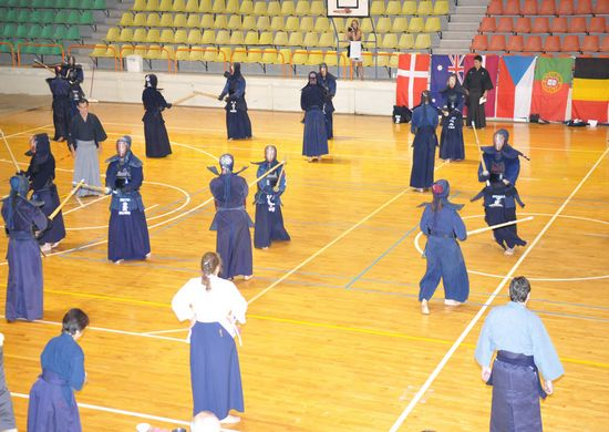 International Kendo seminar underway in Gozo