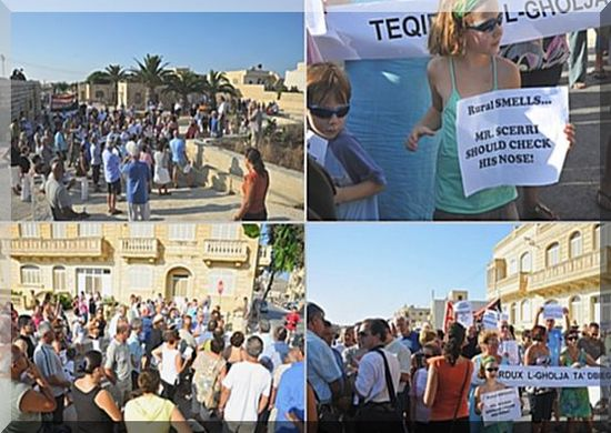 Gharb Council totally against proposed mushroom farm