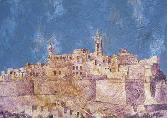Gozo Rotary fine art and sculpture exhibition now open