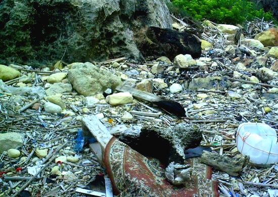 Stop 'Wied il Kantra' Xlendi from becoming a dumpsite