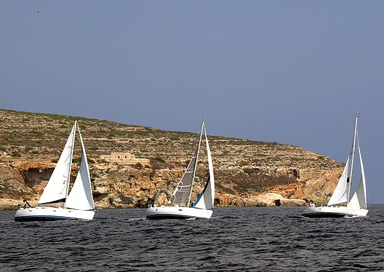 Citadel Insurance Yacht Race - Imperial Yacht Club Gozo