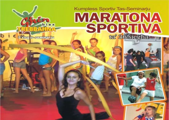 The annual Gozo Seminary Sports Marathon 2009
