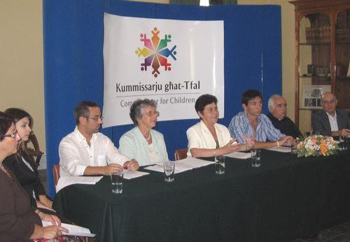 Commissioner for Children launches Platform for Children