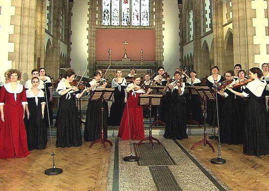 Schola Pietatis Antonio Vivaldi Ensemble