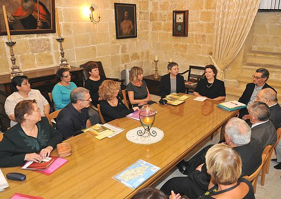 International meeting organised by the Cathedral library