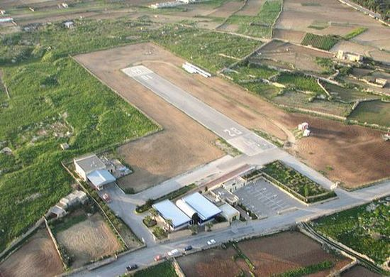 An Airstrip for Gozo? - Gozo Business Chamber