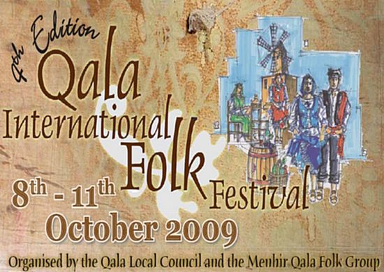 The fourth edition of the Qala International Folk Festival