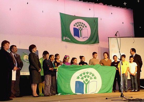 Two primary schools win awards in EkoSkola programme