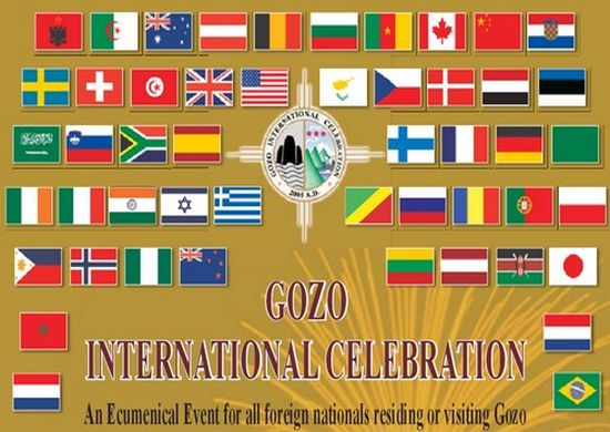 Gozo International Celebration in Qala - Festa Edition 2013