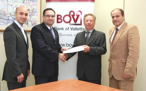 BOV and Maltese-Italian Chamber of Commerce sign Strategic Alliance