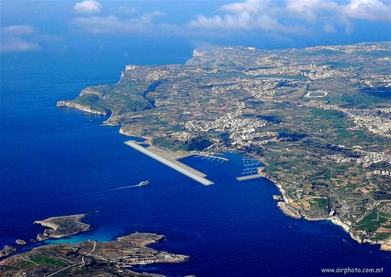 No & low land impact proposals for an airstrip in Gozo