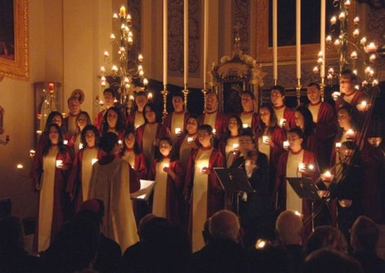 Carols by Candlelight - with Schola Cantorum Jubilate