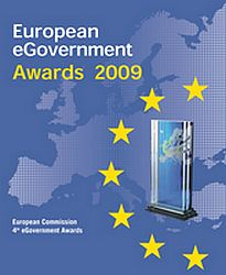 MEPA finalists in European eGovernment awards