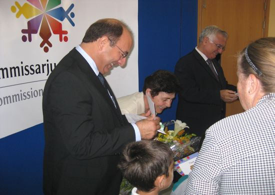 Guginu's Roadshow visits Xewkija and Nadur schools
