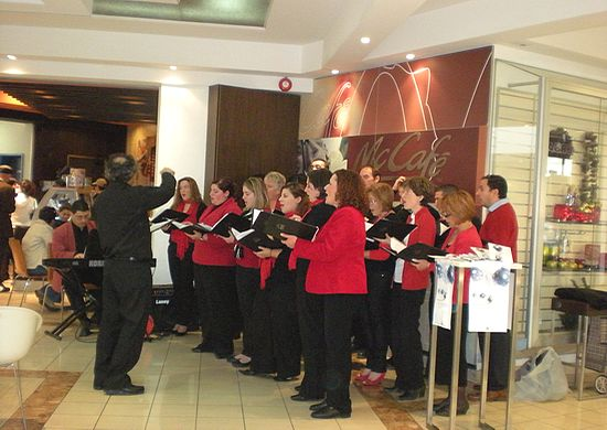 Gaulitanus Choir to perform at Arkadia tomorrow