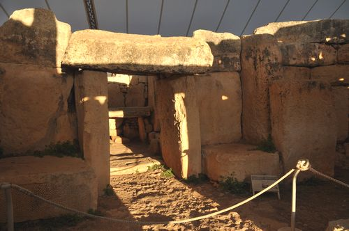 Winter Solstice at the Mnajdra Temples