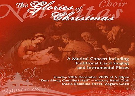 Nativitas Choir 'The Glories of Christmas'  Concert 2009