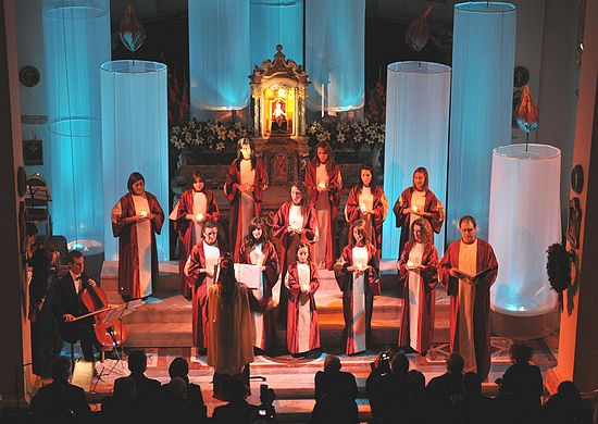 7th edition of 'Carols by Candlelight' a great success