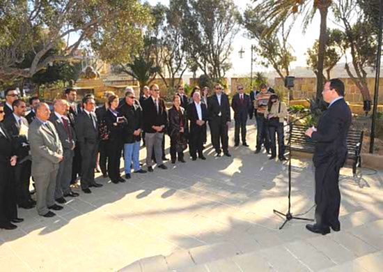 Gharb Local Council receives funds for Wied il-Mielah