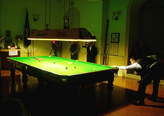 Shaun Sultana wins the Gozo Snooker Cup Final 2011-2012