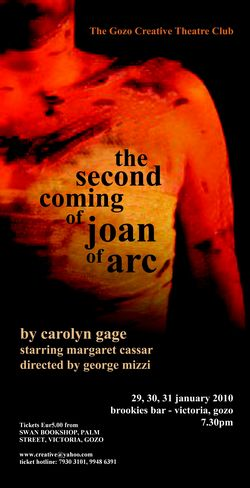 The Second Coming of Joan of Arc - G.C.T.C.