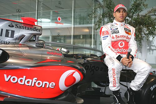 Vodafone to give GP enthusiast once in a lifetime experience