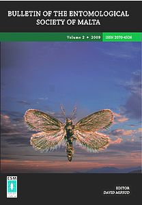 BOV supports publication by the Entomological Society of Malta