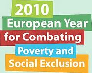 2010 – European year for combating poverty and social exclusion