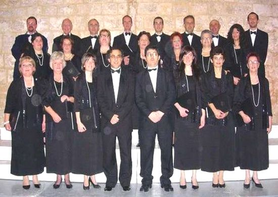 Gaulitanus Choir to sing at San Anton Palace on Monday