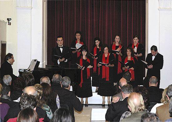 The Gaulitanus Choir 5th End of Season Concert 2010
